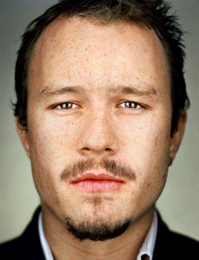 "Хит Леджер, фотокнига ""Портреты: 1998-2005"", фотограф: Мартин Шоллер"