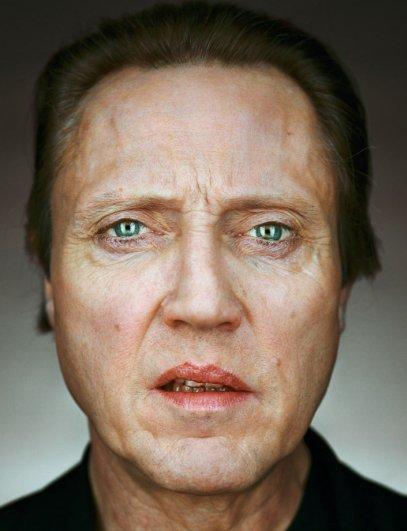"""Кристофер Уолкен, фотокнига """"Портреты: 1998-2005"""", фотограф: Мартин Шоллер"""