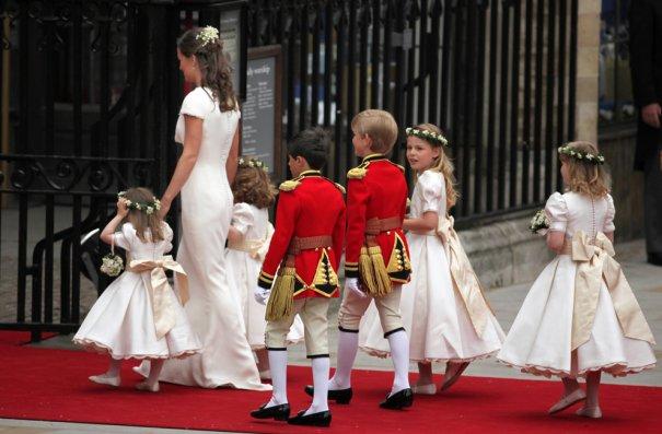 Свита невесты, фото: Paul Rogers