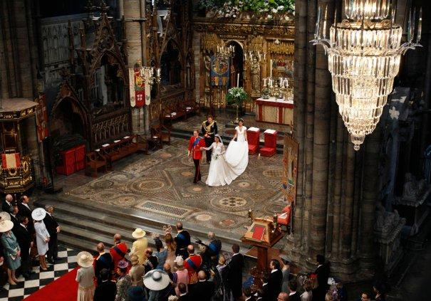 Принц Уильям со своей супругой принцессой Кэтрин, фото: Kirsty Wigglesworth