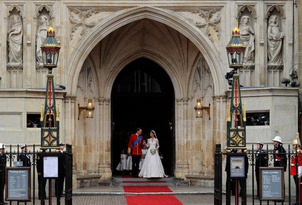 Первый выход в свет Её Величества Принцессы Кэтрин, фото: Carl de Souza