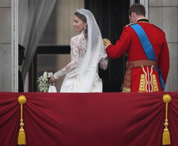 Его Величество Принц Уильям и Её Величество Принцесса Кэтрин, фото: Peter Macdiarmid