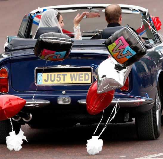 """""""Just Married!"""", фото: Christopher Furlong"""