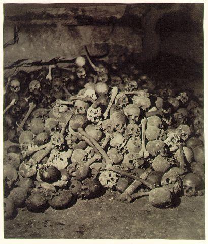 catacombs,1861-62