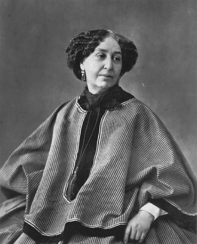 georges sand,1877