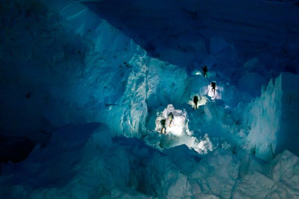 National Geographic переносит нас на самую высокую гору в мире - №9