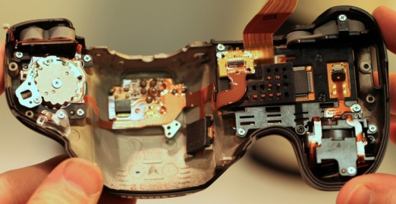 проблема с засветкой в 5D Mark III решена с помощью скотча - №1