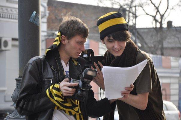 Выигран конкурс Билайна. backstage с фотосета от Жени Коваль :) - №2