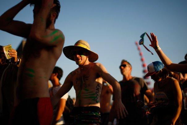 Фестиваль Музыки и Искусств Coachella 2012 в Калифорнии! - №4