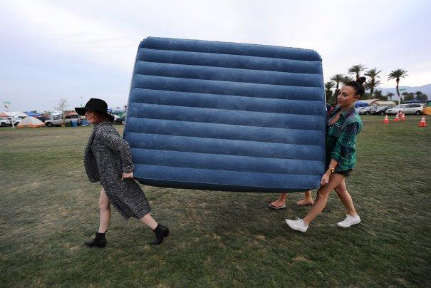 Фестиваль Музыки и Искусств Coachella 2012 в Калифорнии! - №5