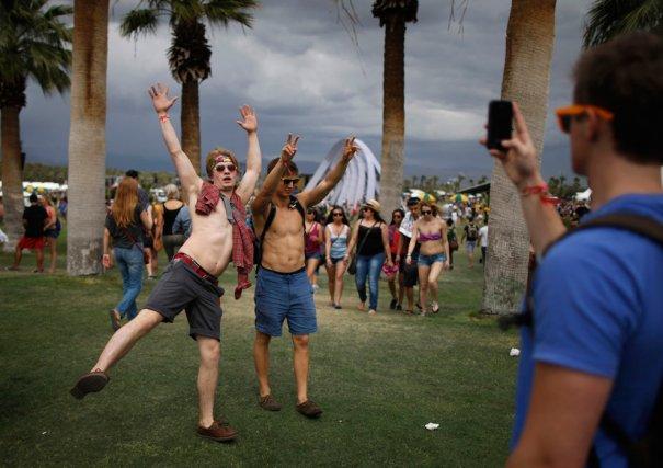 Фестиваль Музыки и Искусств Coachella 2012 в Калифорнии! - №6