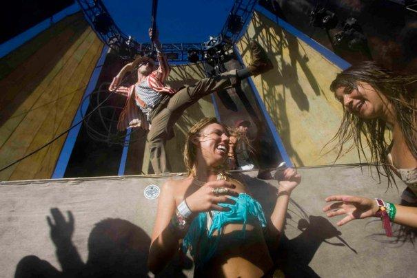 Фестиваль Музыки и Искусств Coachella 2012 в Калифорнии! - №9