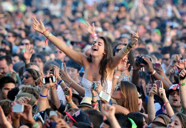 Фестиваль Музыки и Искусств Coachella 2012 в Калифорнии! - №12
