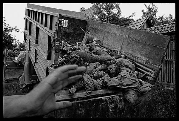 Гениальный фотограф-документалист Джеймс Нахтвей - №22