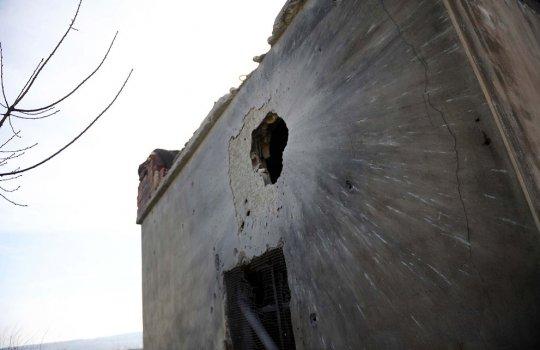г.Идлиб, Сирия (февраль 2012 года)