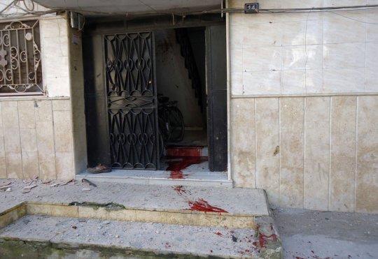 г.Хомс, Сирия