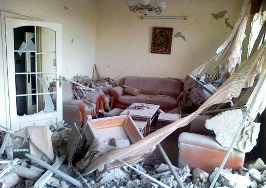 Квартира жилого дома, г.Хомс