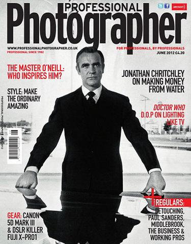 Professional Photographer Magazine (UK) - June 2012 - №1