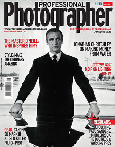 Professional Photographer Magazine (UK) - June 2012 - №1