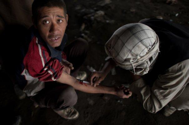 Афганистан. ФОТОхроники за апрель'12 - №2