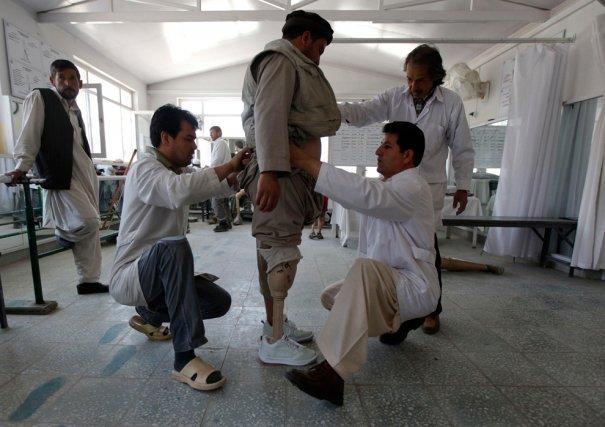 Афганистан. ФОТОхроники за апрель'12 - №18