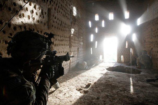 Афганистан. ФОТОхроники за апрель'12 - №21