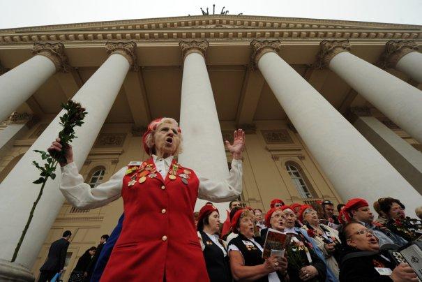(Kirill Kudryavtsev/AFP/Getty Images)