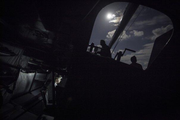 (Amory Ross/PUMA Ocean Racing/Volvo Ocean Race via Getty Images)