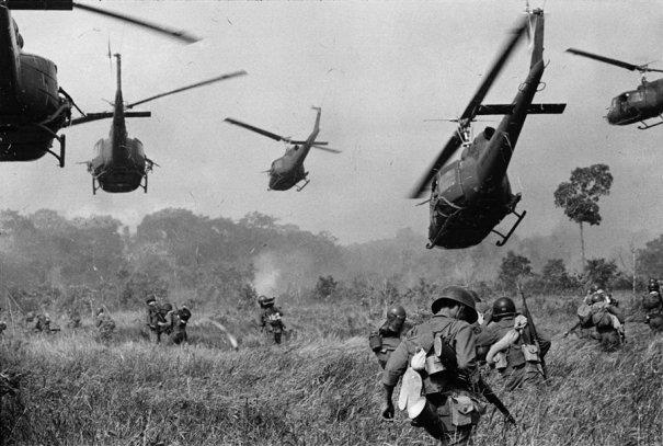 Март 1965. Вьетнам