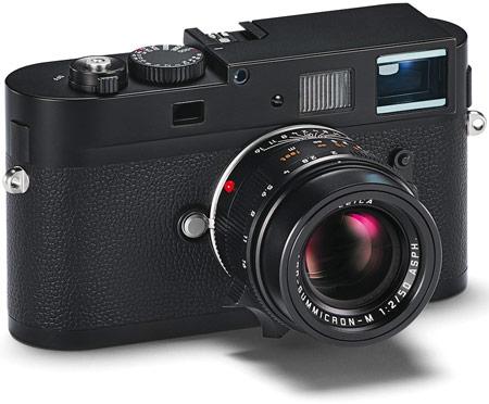 Leica M Monochrom — черно-белая полнокадровая дальномерная камера - №1