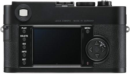 Leica M Monochrom — черно-белая полнокадровая дальномерная камера - №2
