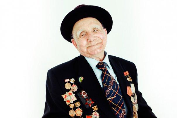 """Проект Фонда Дмитрия Носова """"Лица Победы""""- 2012 - №9"""