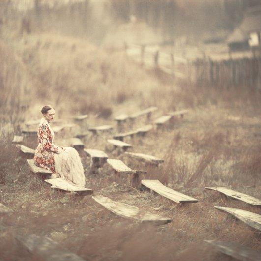 Мастер художественной портретной фотографии Олег Оприско - №12
