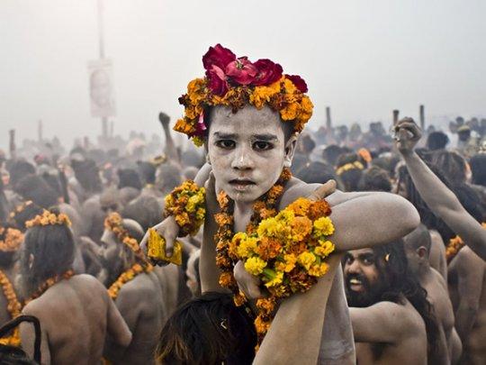 Праздник на Юге Индии