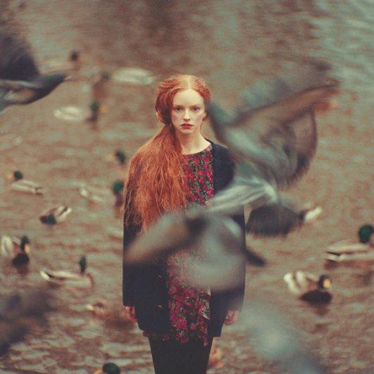 Мастер художественной портретной фотографии Олег Оприско - №20