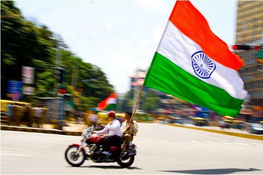 15 августа - День Независмости Индии!