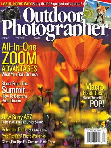 Outdoor Photographer №6 2012 - №1