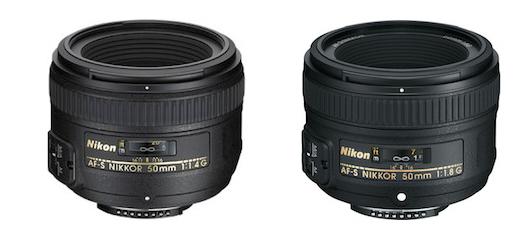 Тест семи 50mm объективов для Nikon - №2