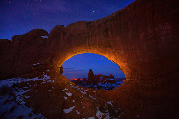 Arches NP, Turret Arch
