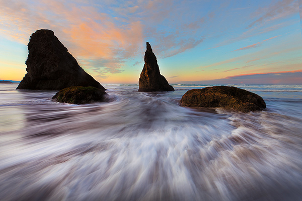 Bandon Beach, Oregon Coast