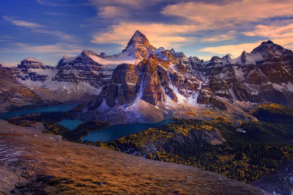 Mt Assiniboine, British Columbia, Canada
