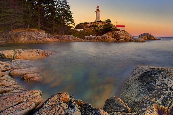 Point Atkinson-Lighthouse Park -Vancouver