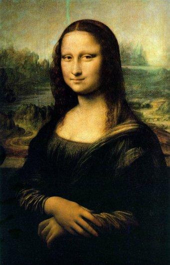 1 Деонардо да Винчи. Мона Лиза