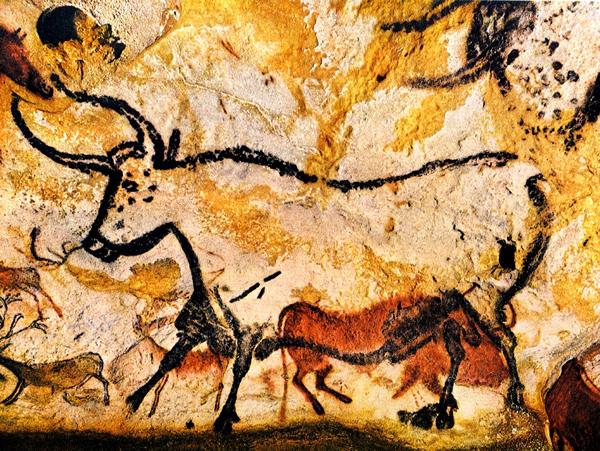 10 Пещерная живопись