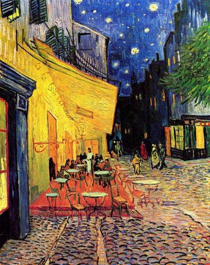 15 Винсент Ван Гог. Ночное кафе