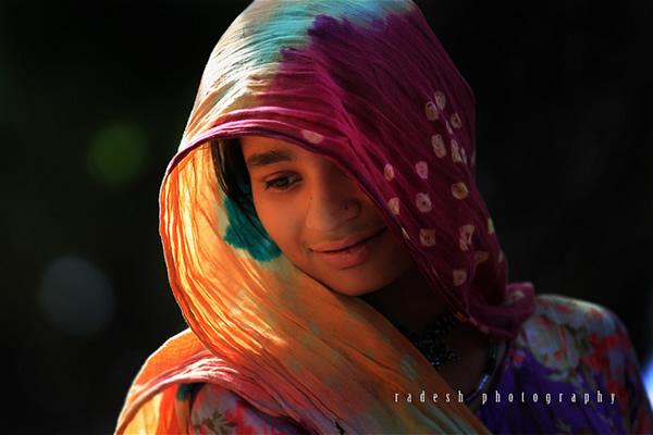 Вдохновляющие фотографии Радеша - №1