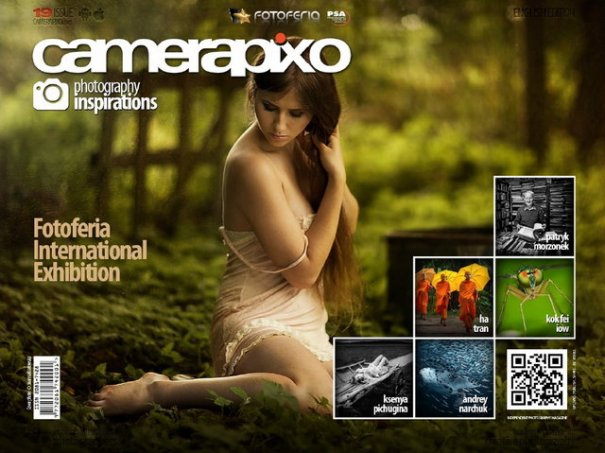 Camerapixo Magazine - No.19 2012 - №1