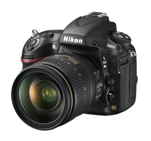 Nikon D800 получила награду Camera Grand Prix 2012 - №1