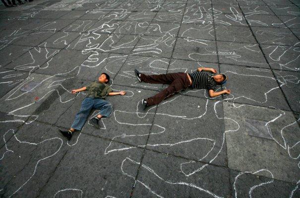 (AP Photo/Marco Ugarte)