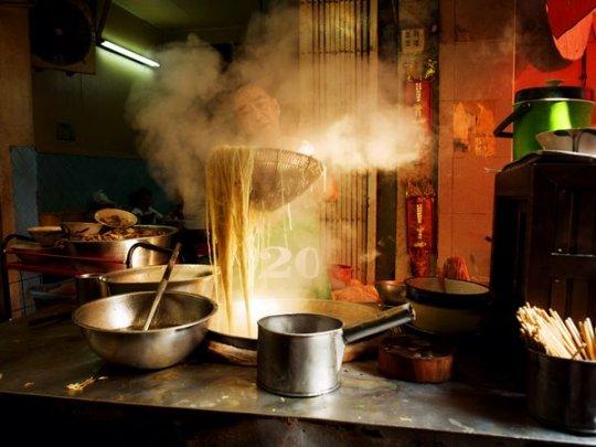 На кухне, Бангкок,Тайланд(фото:Dean McCartney)